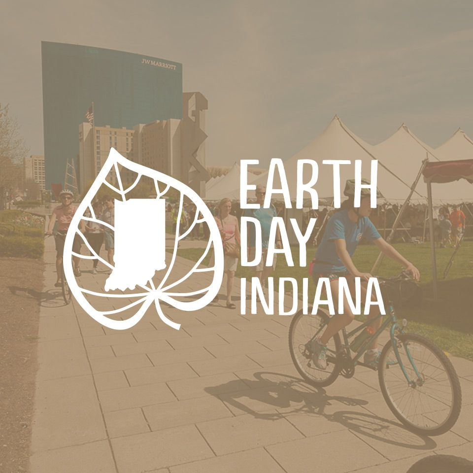 Earth Day Indiana Website Design